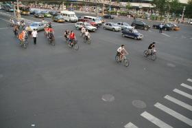 Cruce de bicicletas